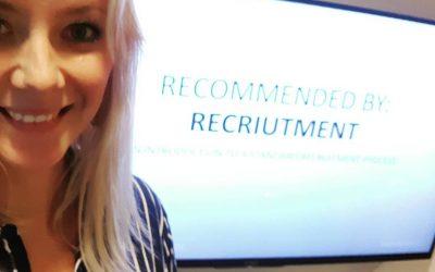 Föreläsning i rekrytering för nyanlända