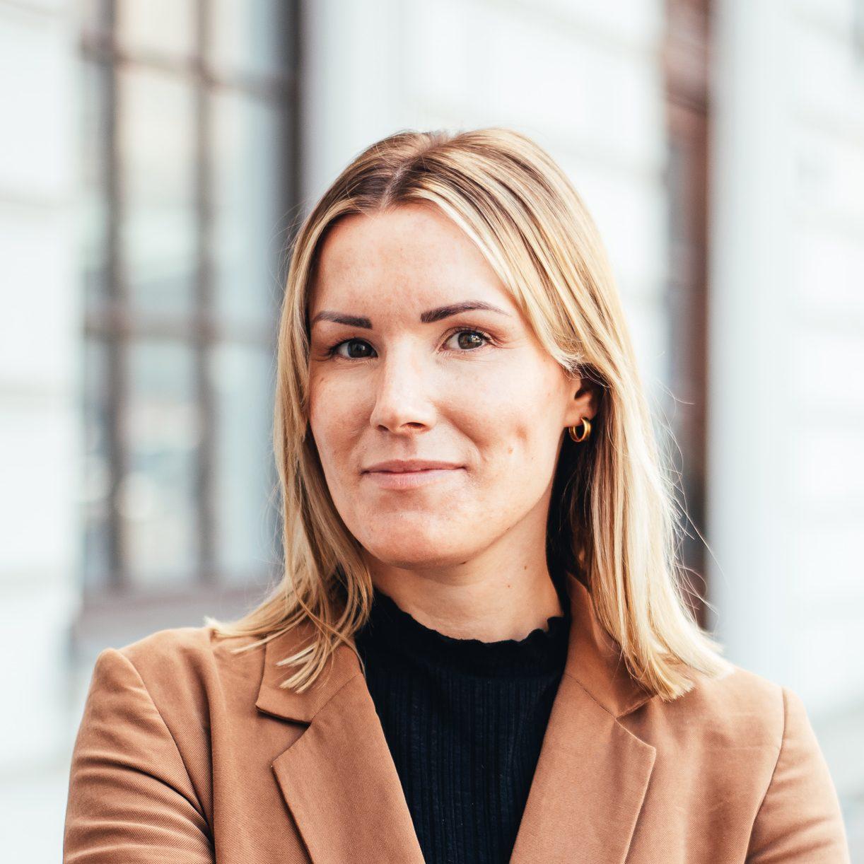 Ida Utterström, HR konsult