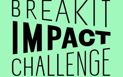 Breakit Impact Challenge – för att vi tror på kraften i handling!
